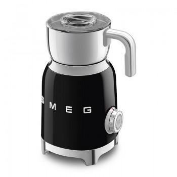Smeg MFF01BLEU aparat za mliječnu pjenu, crna