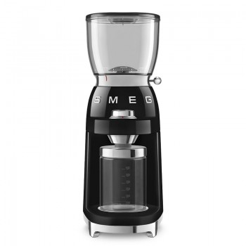 Smeg CGF01BLEU mlinac za kavu, crna