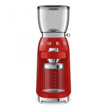 Smeg CGF01RDEU mlinac za kavu, crvena