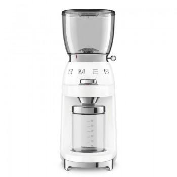 Smeg CGF01WHEU mlinac za kavu, bijela