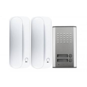 Commel Audio portafon za dva stana 502-203