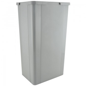 WESCO Bio Double zamjenski  uložak 32l 227x305x530 mm, boja aluminija