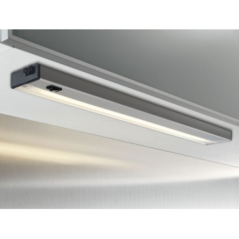 WIPO KML LED podgradna svjetiljka 560 mm, nehrđ. čelik četkani