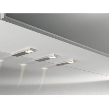 WIPO EYE POD podgradna svjetiljka 6W, 4000K, efekt nehrđajućeg čelika
