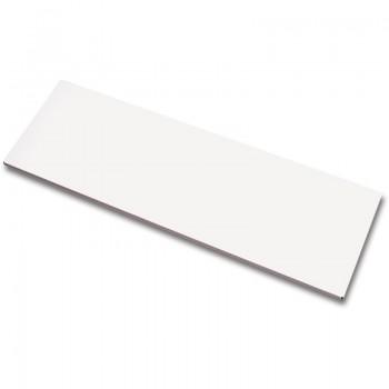 Čelična polica, širina 800, dubina 250, čelik, bijela boja 2 KOM