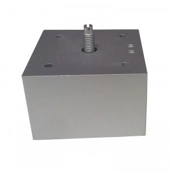 Poliplast No.706R 75 x75 x 50 mm RAL 9006