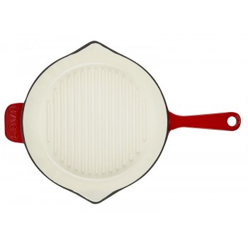 Lava okrugla grill tava od gusa 28cm