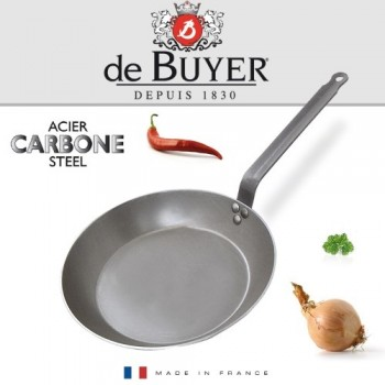 De Buyer CARBONE PLUS tava za prženje 28CM