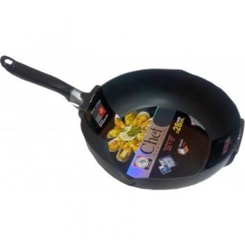 ZEBRA  Chef Platinum wok 28 cm   174-8-36