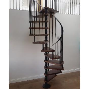 Spiralne montažne stepenice Mimosa