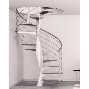 Spiralne montažne stepenice Keno K