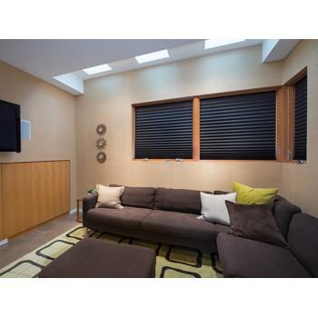 REDI SHADE dekorativna zavjesa Crna 99% filtracija svjetla