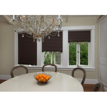 REDI SHADE dekorativna zavjesa Čokolada 70% filtracija svjetla