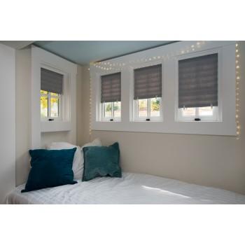 REDI SHADE dekorativna zavjesa Siva 65% filtracija svjetla