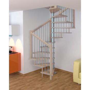 Spiralne montažne stepenice GINESTRA