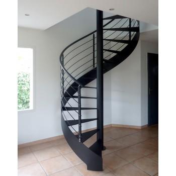 Spiralne montažne stepenice CSTELL