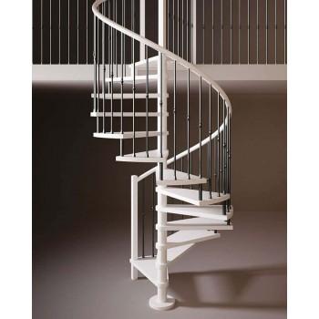Spiralne montažne stepenice CHIOCCIOLA 3
