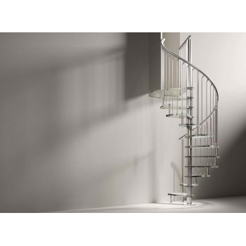 Spiralne montažne stepenice CHIOCCIOLA 14
