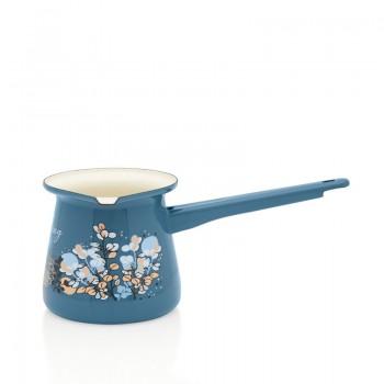 Metalac DŽEZVA SA KLJUNOM DEKOR BLUE COOKING 9cm