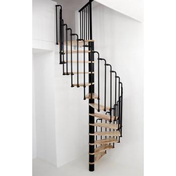 Spiralne montažne stepenice Paris 140 27582
