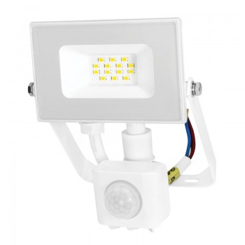 Commel LED reflektor 10 W s detektorom pokreta 307-119