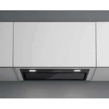Falmec Gruppo Incasso Murano Black, ugradbena napa, 50cm