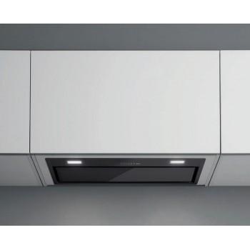 Falmec Gruppo Incasso Murano Black, ugradbena napa, 70cm