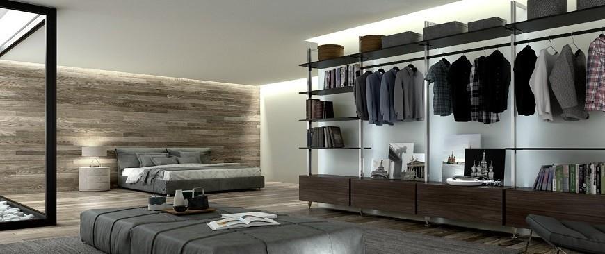Aluminijski garderobni sistemi