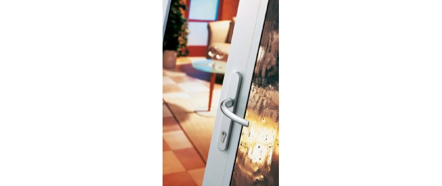 Aluminij za PVC vrata