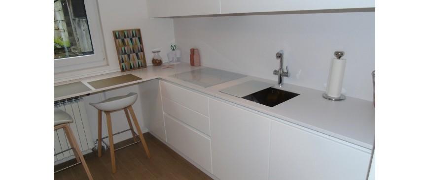 Izrada kuhinja po mjeri - Kuhinje lakirani medijapan