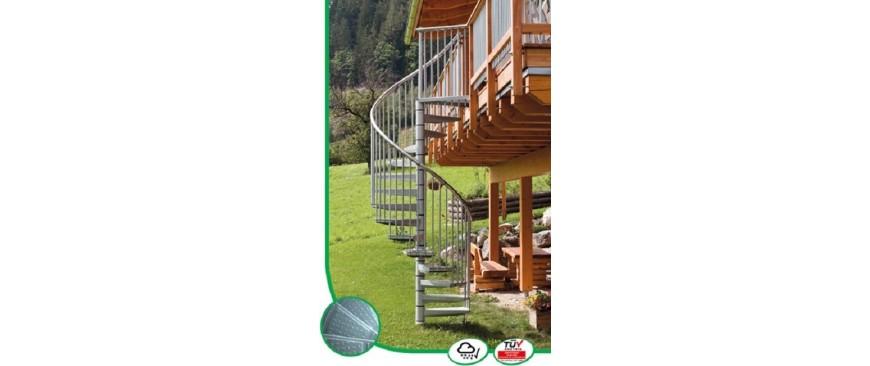 Vajnske montažne stepenice