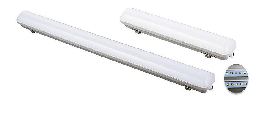 LED i FLUO vodotijesne svjetiljke