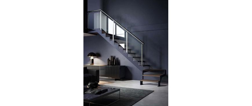Projekt montažne stepenice