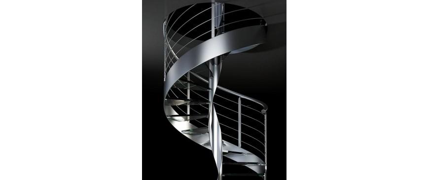 Projekt Spiralne montažne stepenice